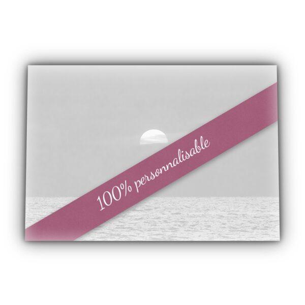 100 personnalisable